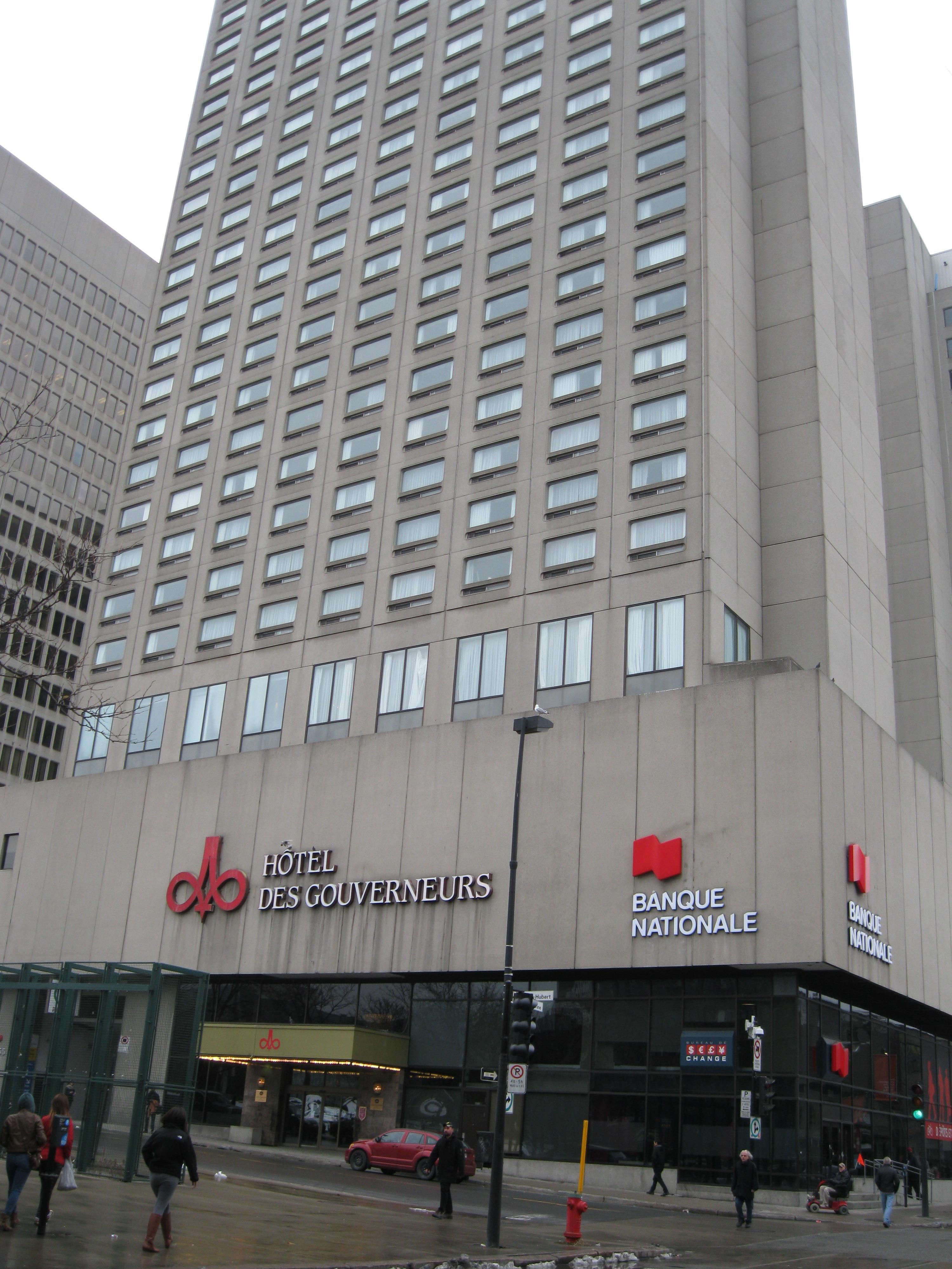 Hotel Est Montreal