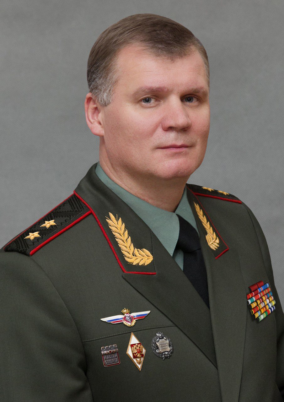 Image result for Igor Konashenkov.