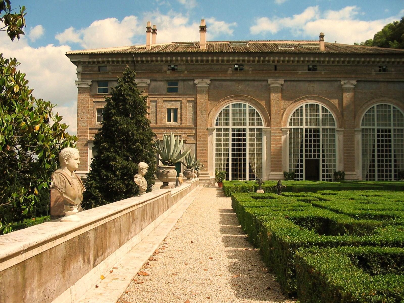 Villa madama wikipedia for Affitto roma porta di roma