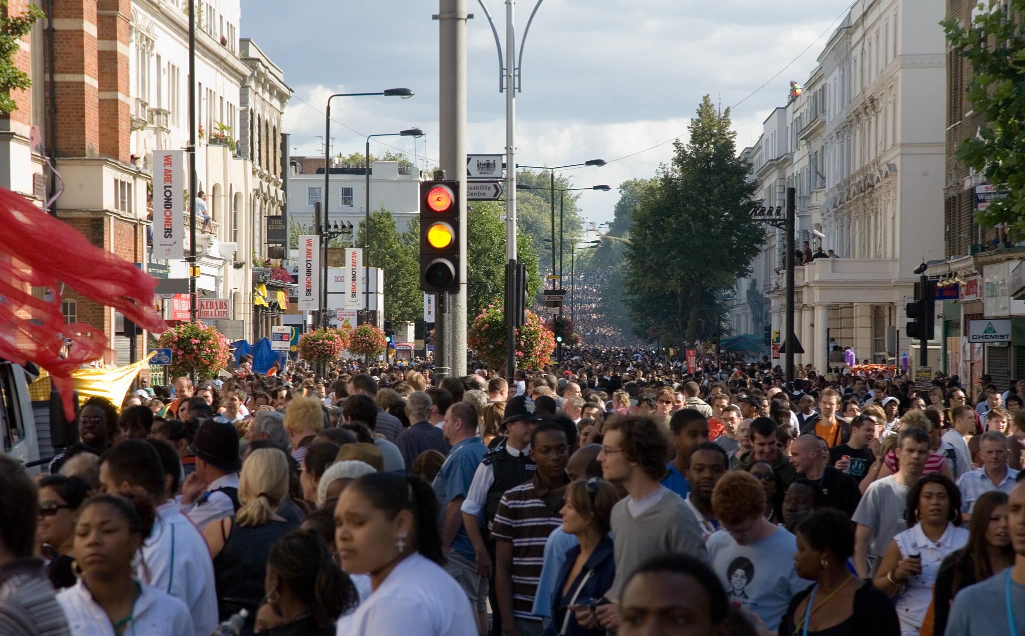 London asian population