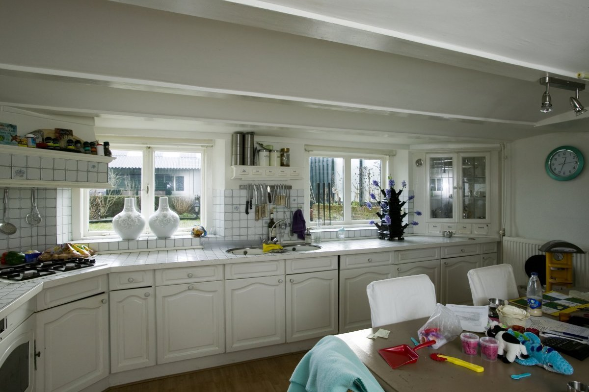 Keuken In Souterrain : File:interieur keuken in het souterrain baambrugge 20406417