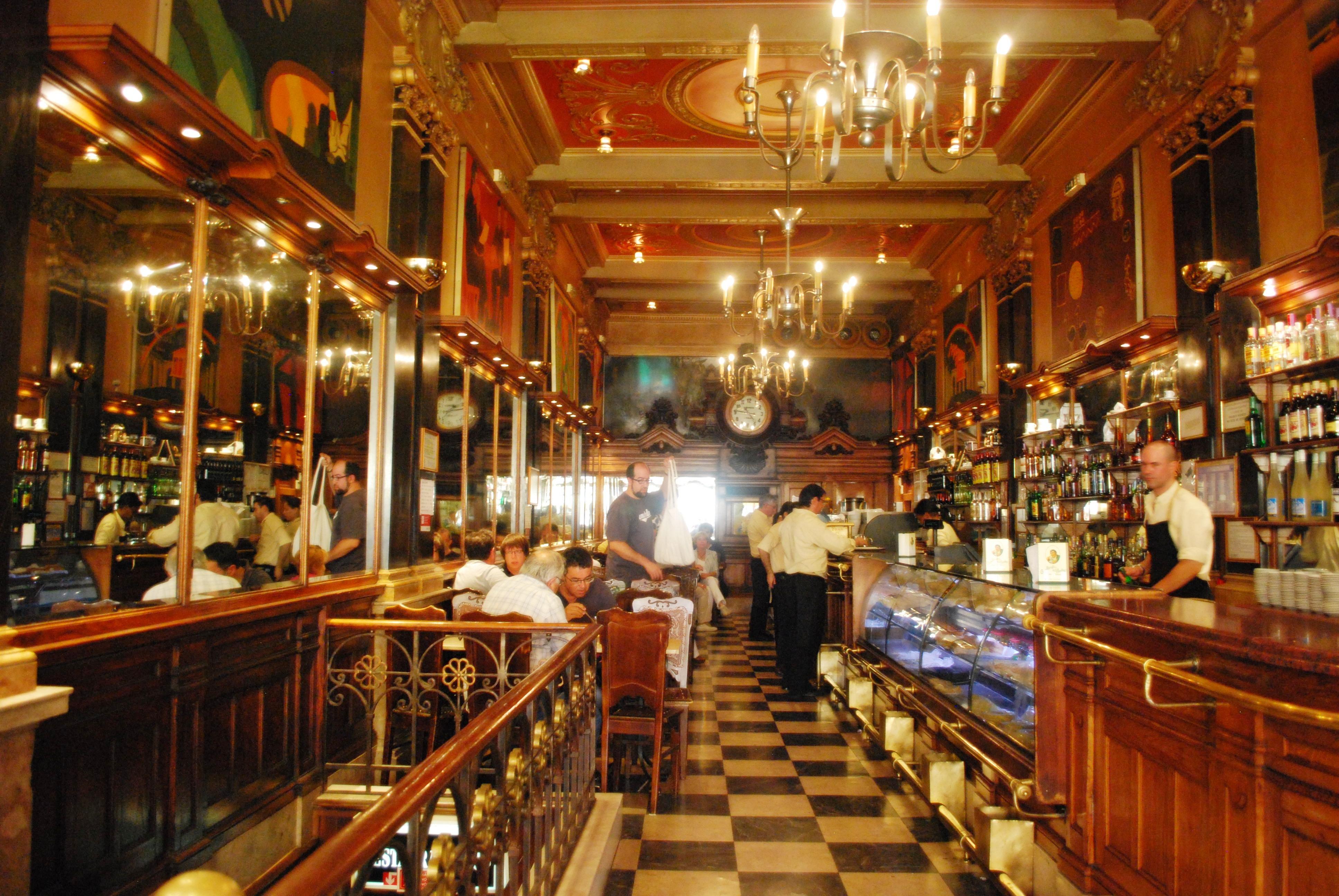 Cafe La C Art