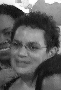 Author Jackie Kay, cropped from a picture with...
