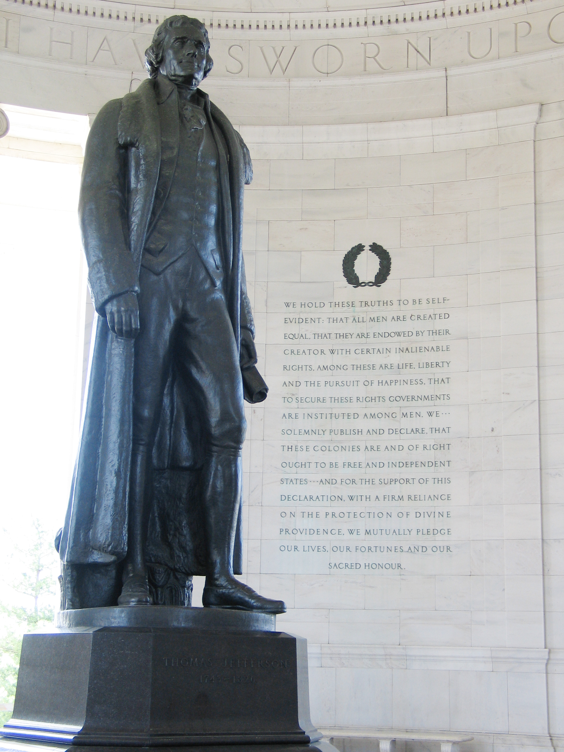 "The image ""http://upload.wikimedia.org/wikipedia/commons/0/02/Jefferson_Memorial_with_Declaration_preamble.jpg"" cannot be displayed, because it contains errors."