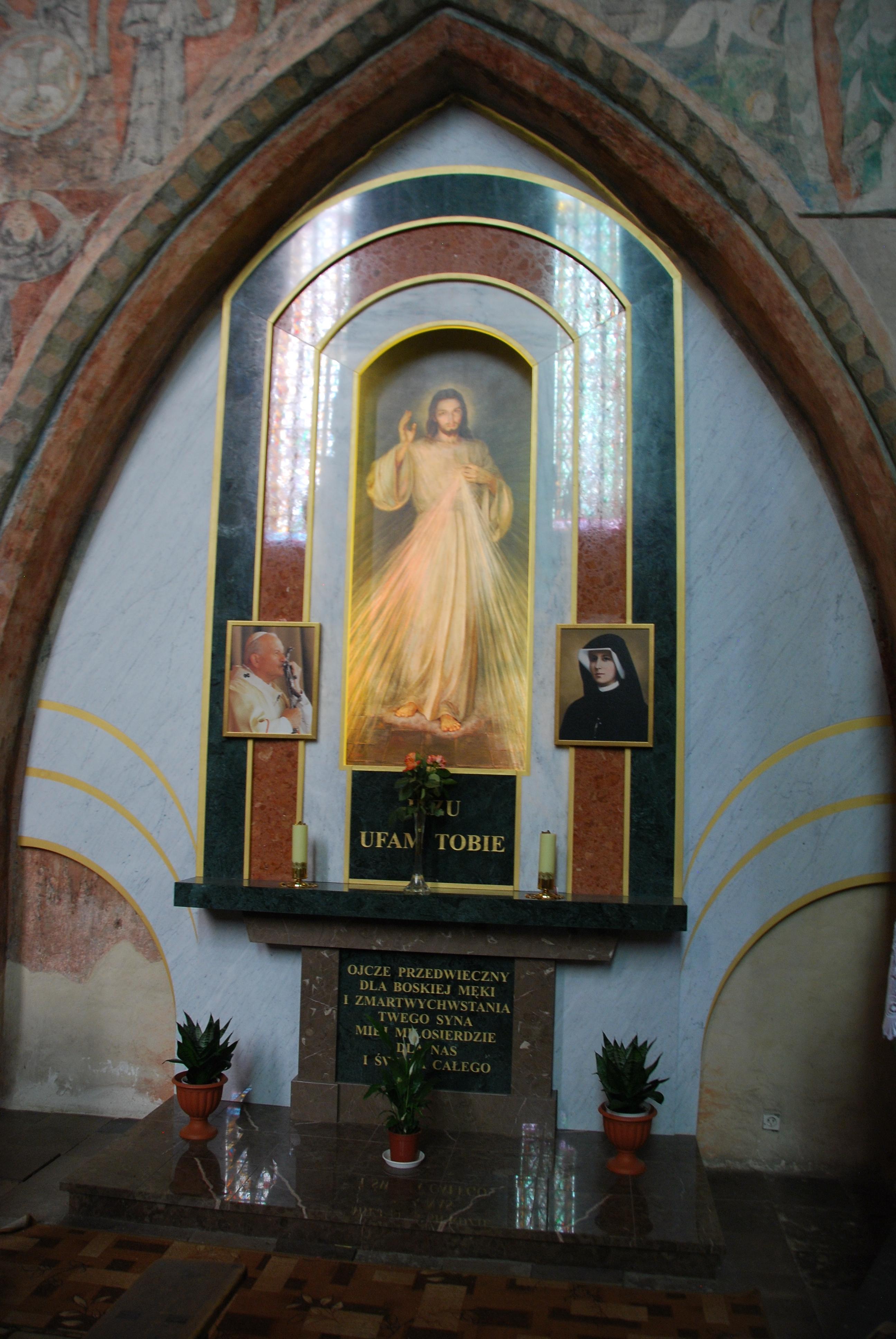 Jesus i trust in you original painting