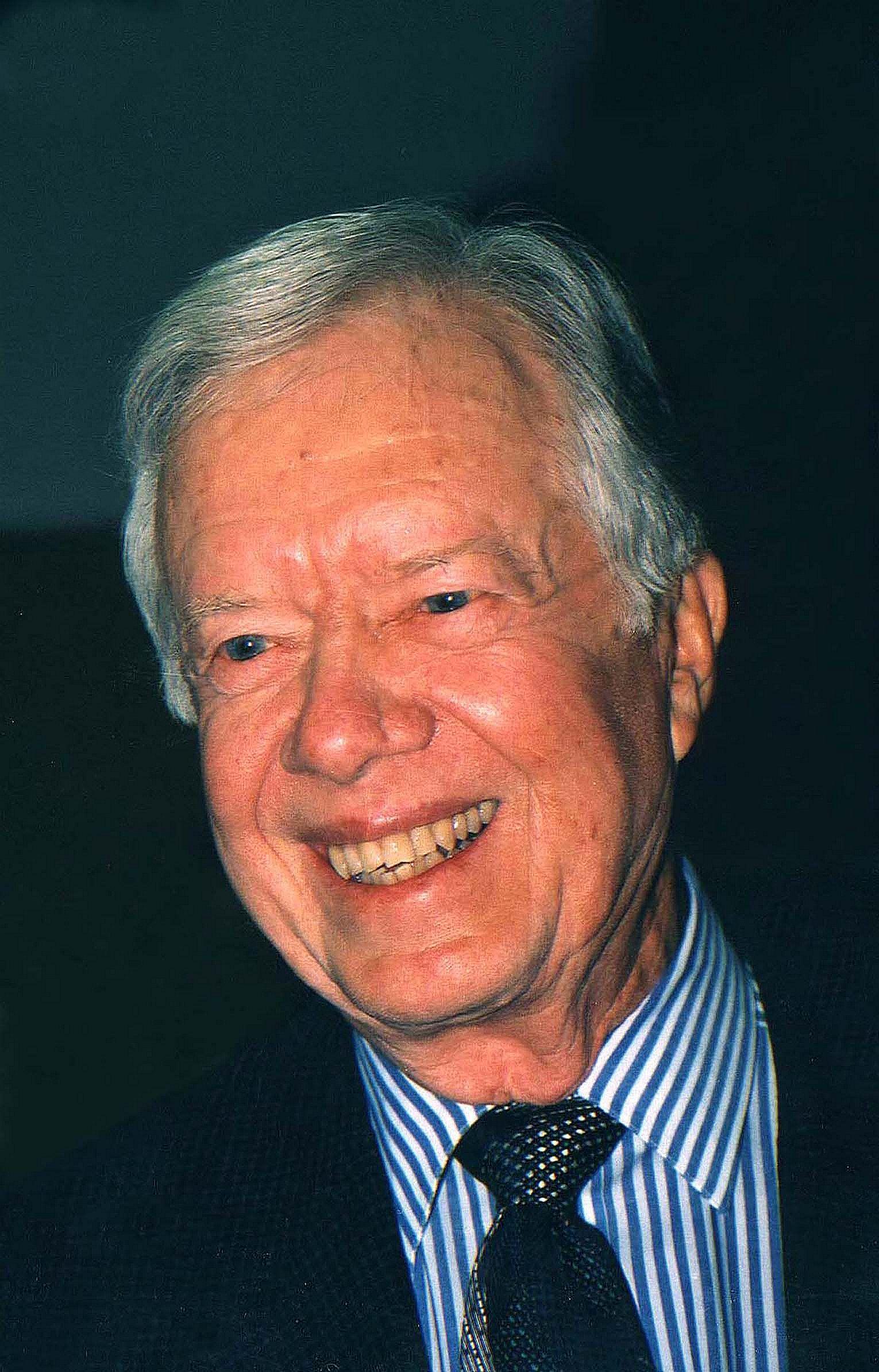 Poet Jimmy Carter