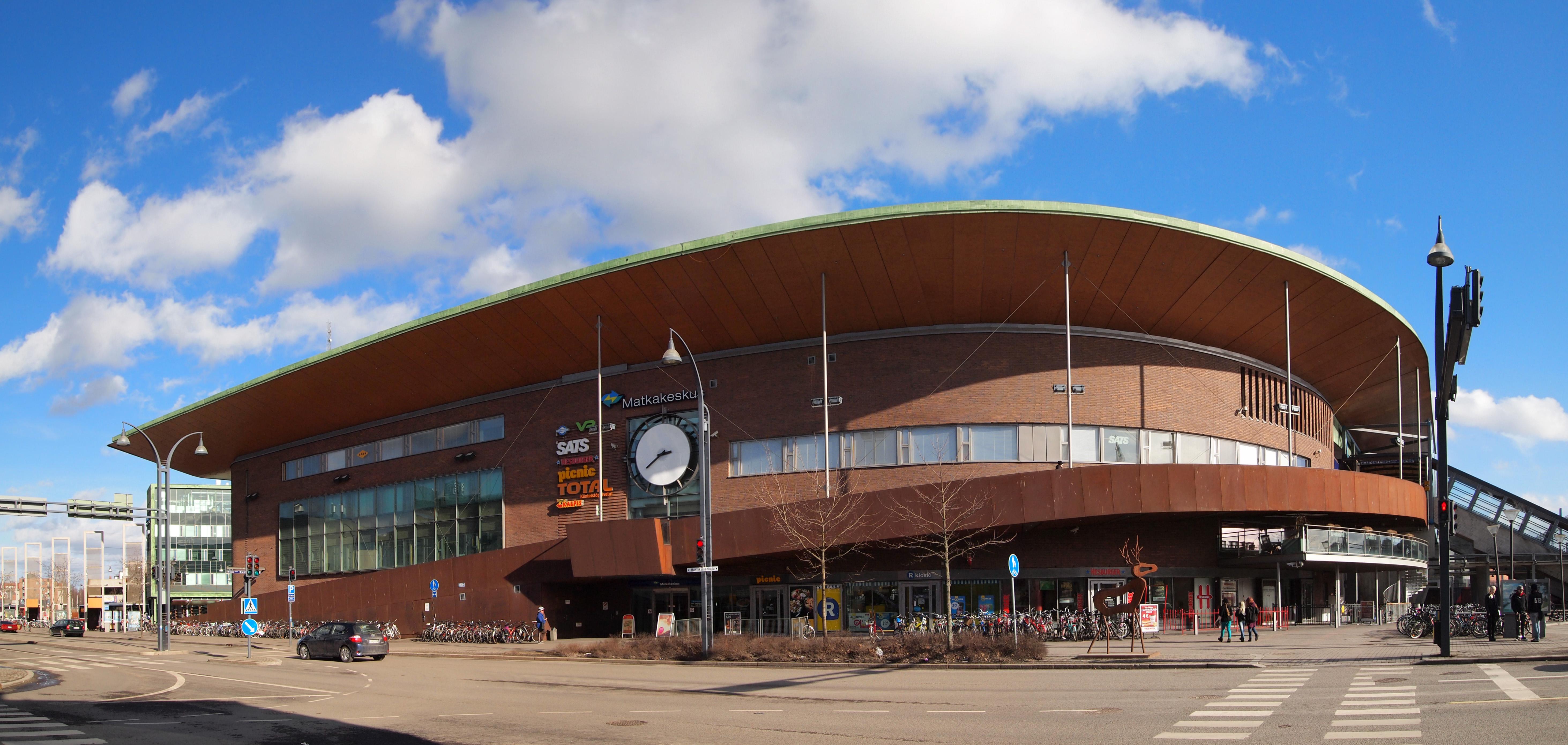jyväskylä matkakeskus Lapua