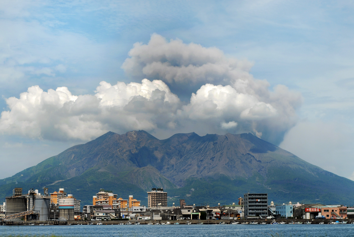 Image result for sakurajima wiki