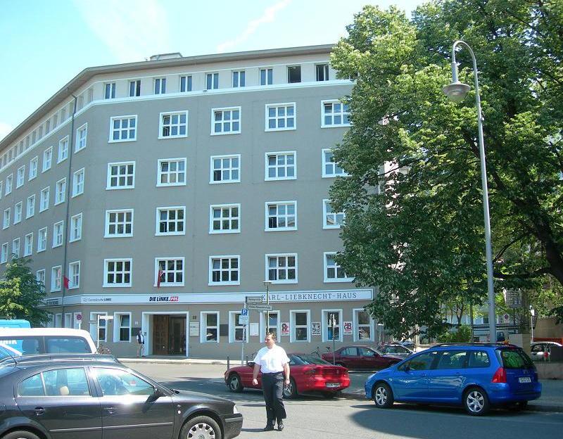 Karl Liebknecht Haus Wikipedia