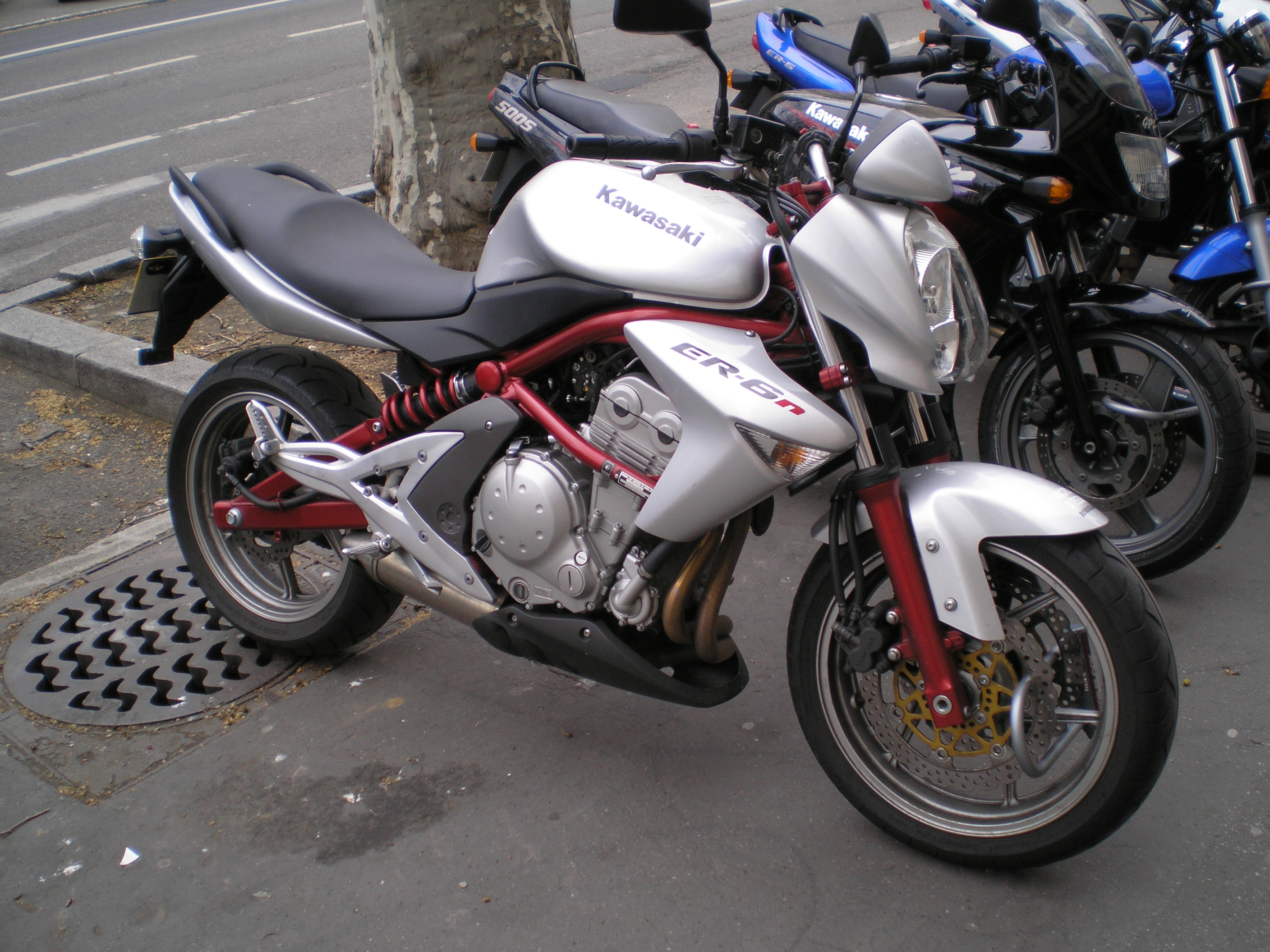 Kawasaki Ern Abs For Sale