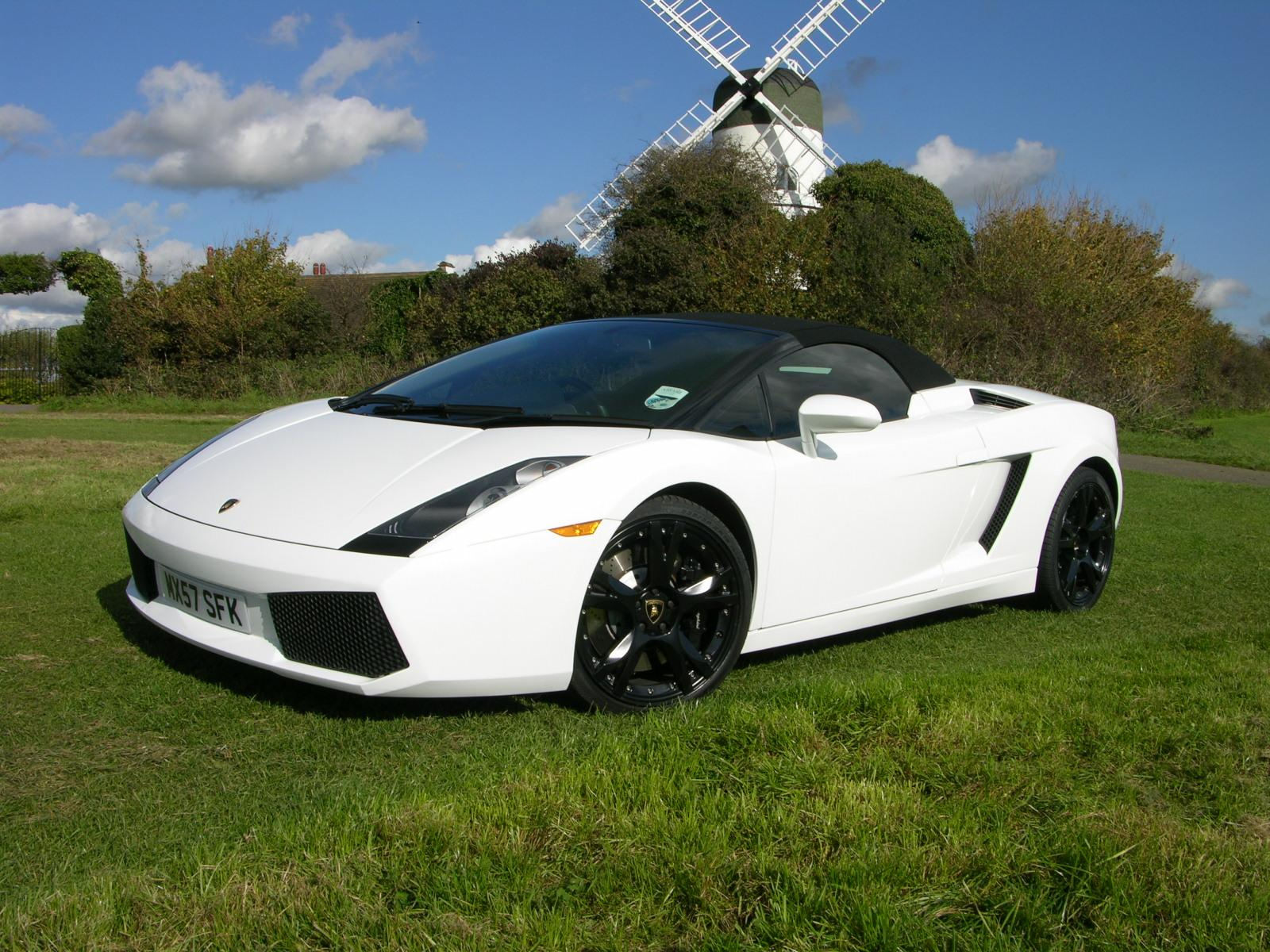 File Lamborghini Gallardo Spyder Flickr The Car Spy