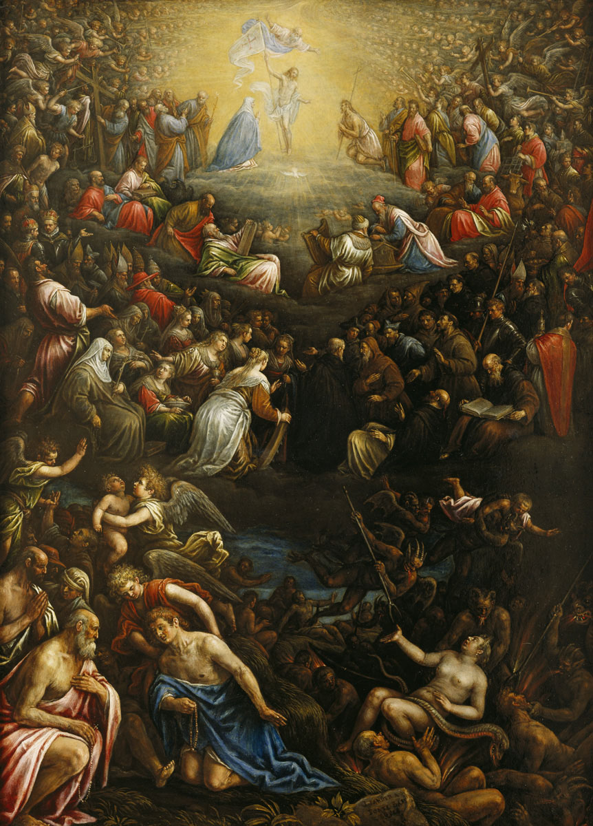 Last Judgement by Leandro Bassano-BMA.jpg