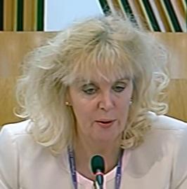 Lesley Thomson (lawyer)