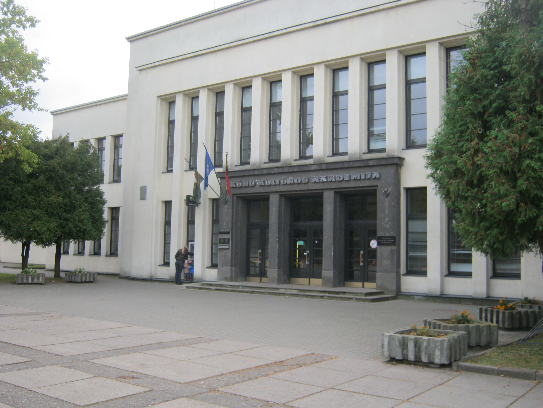 Lietuvos Sporto Universitetas Vikipedija