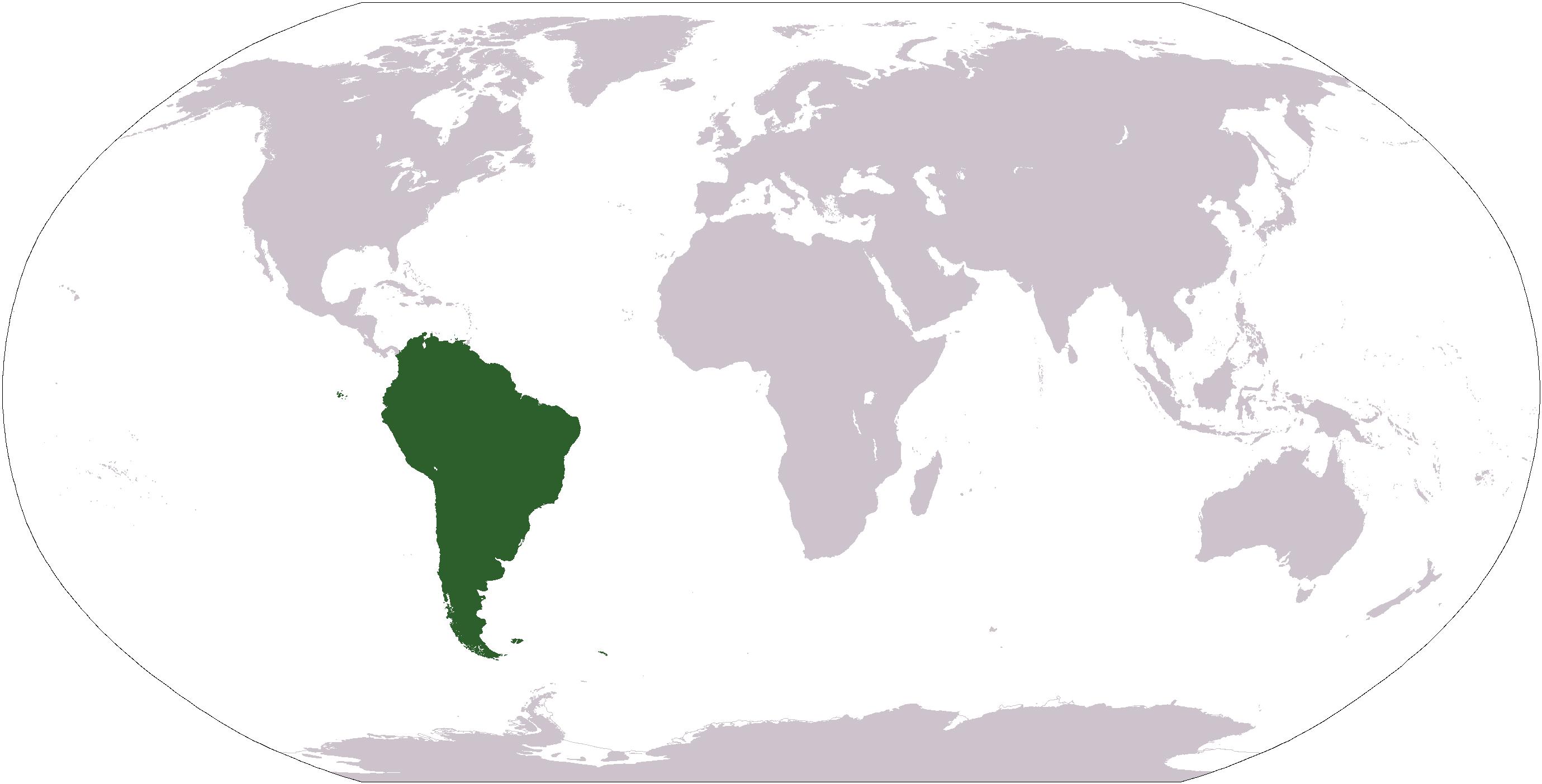 Südamerikanische Zone