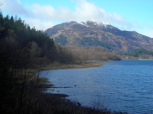 Loch Achray Shoreline - geograph.org.uk - 736403