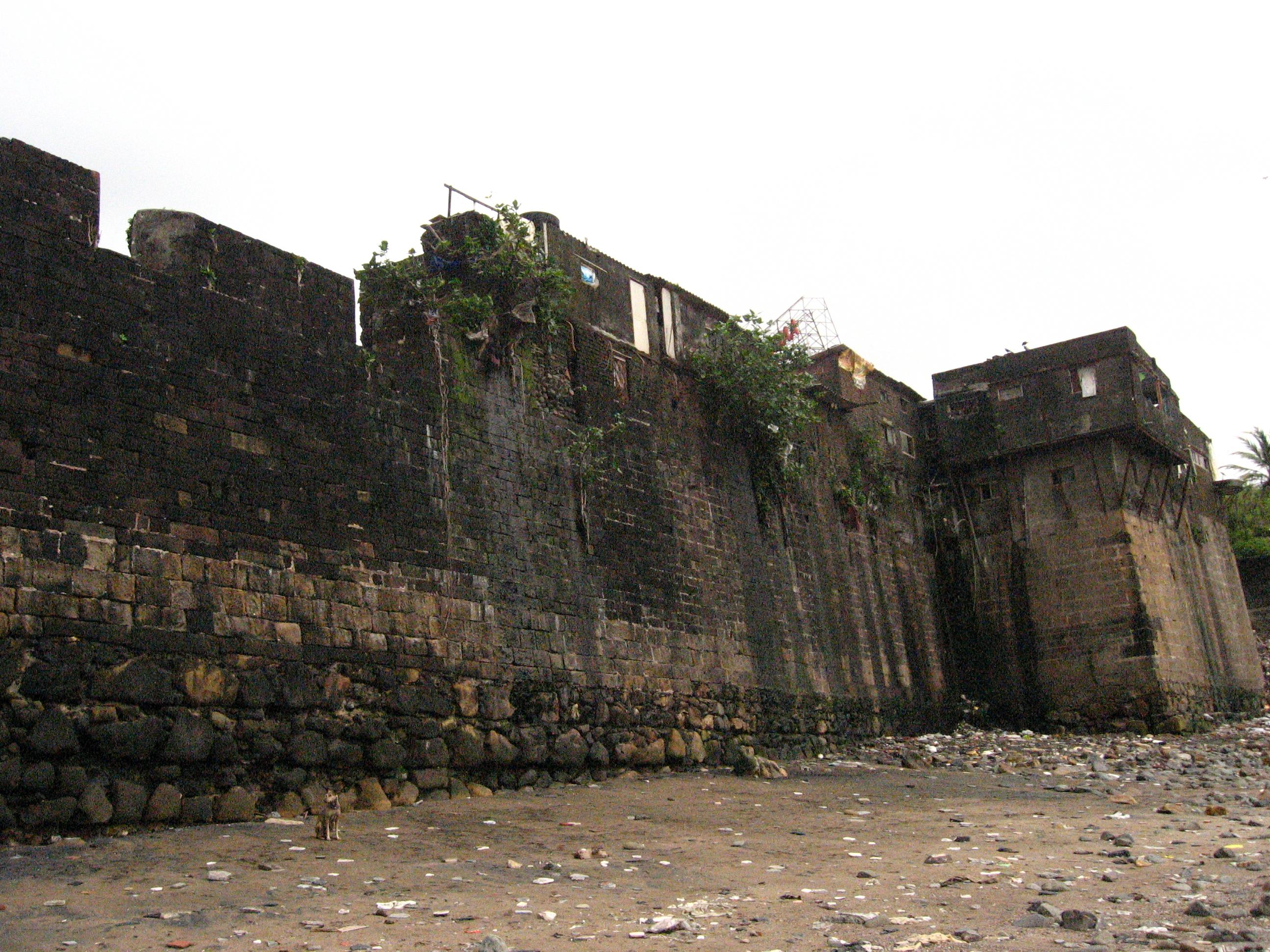Mahim Fort 7