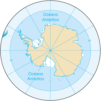 Ocano Antrtico  Wikipedia la enciclopedia libre