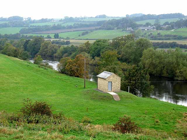 Meadow near Haydon Bridge - geograph.org.uk - 2106118