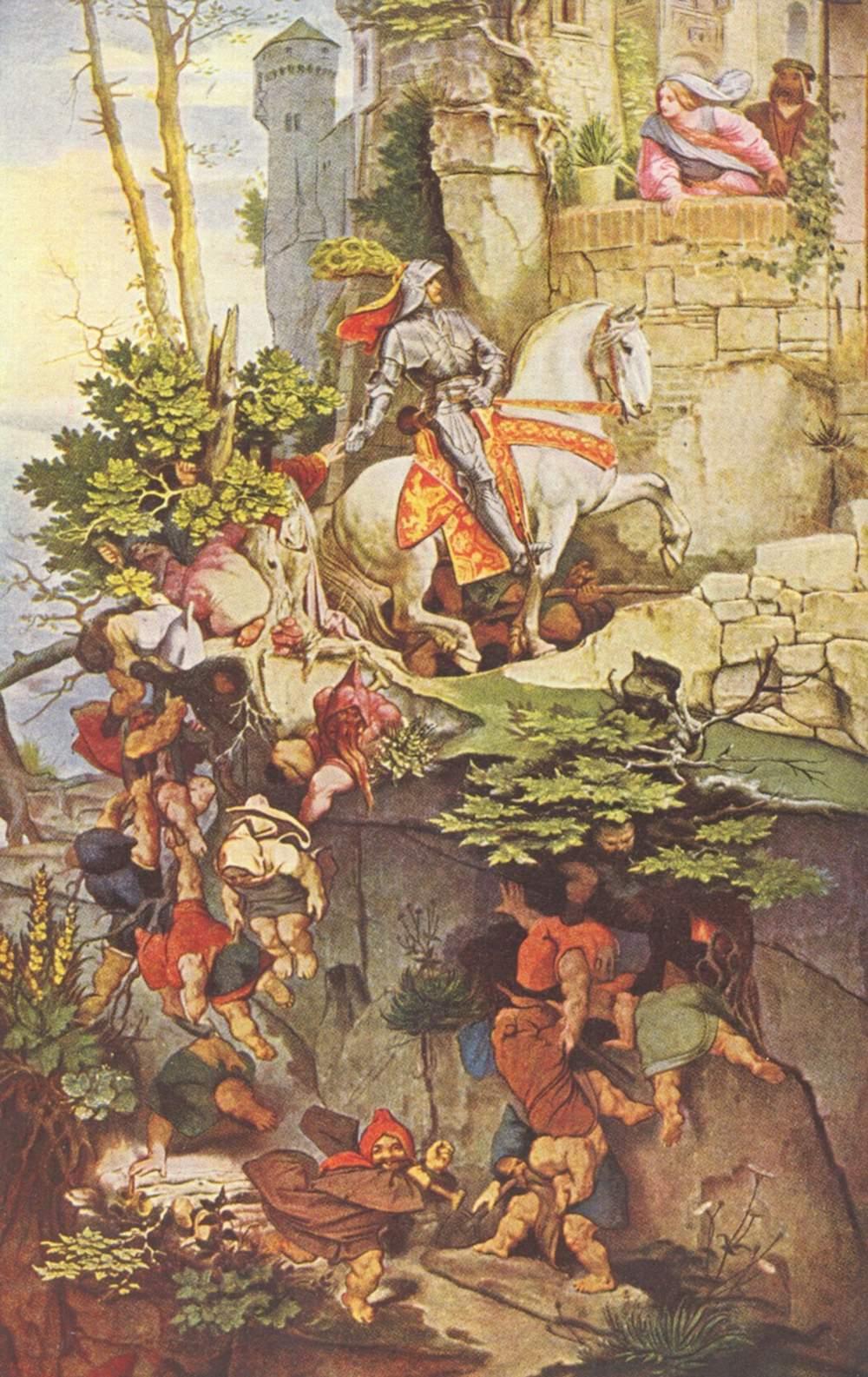 Gnostic Gnomes - Zwergenlieder