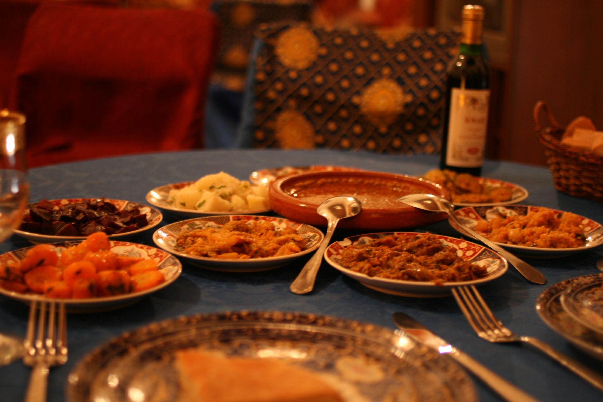 Marrakesh cuisine check out marrakesh cuisine cntravel for Authentic moroccan cuisine