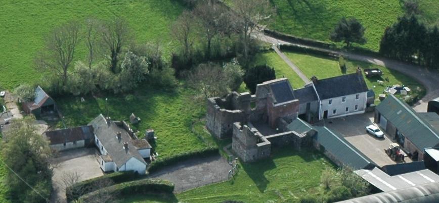 Mountjoy Castle Wikipedia