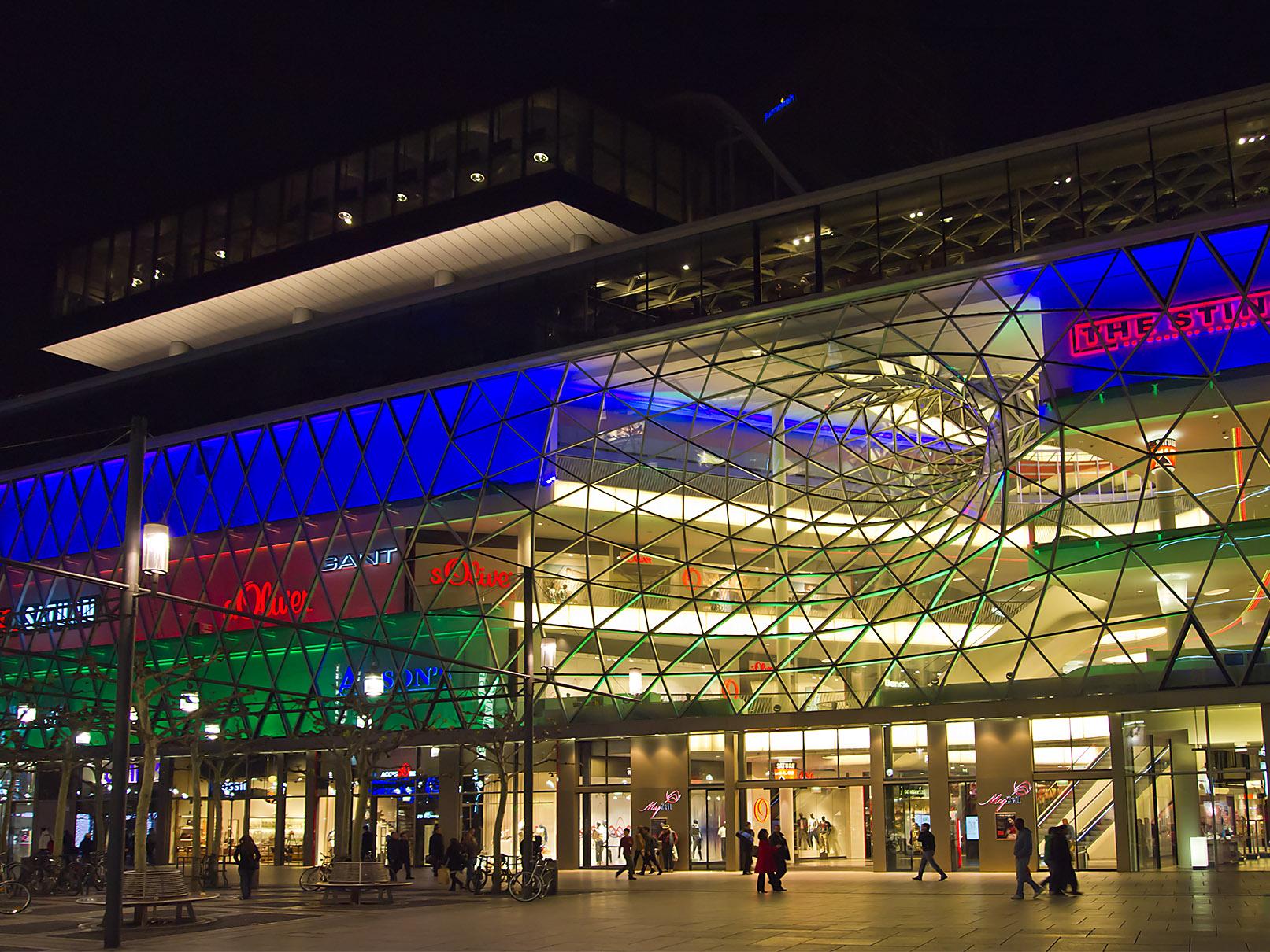 Subway Frankfurt Zeil