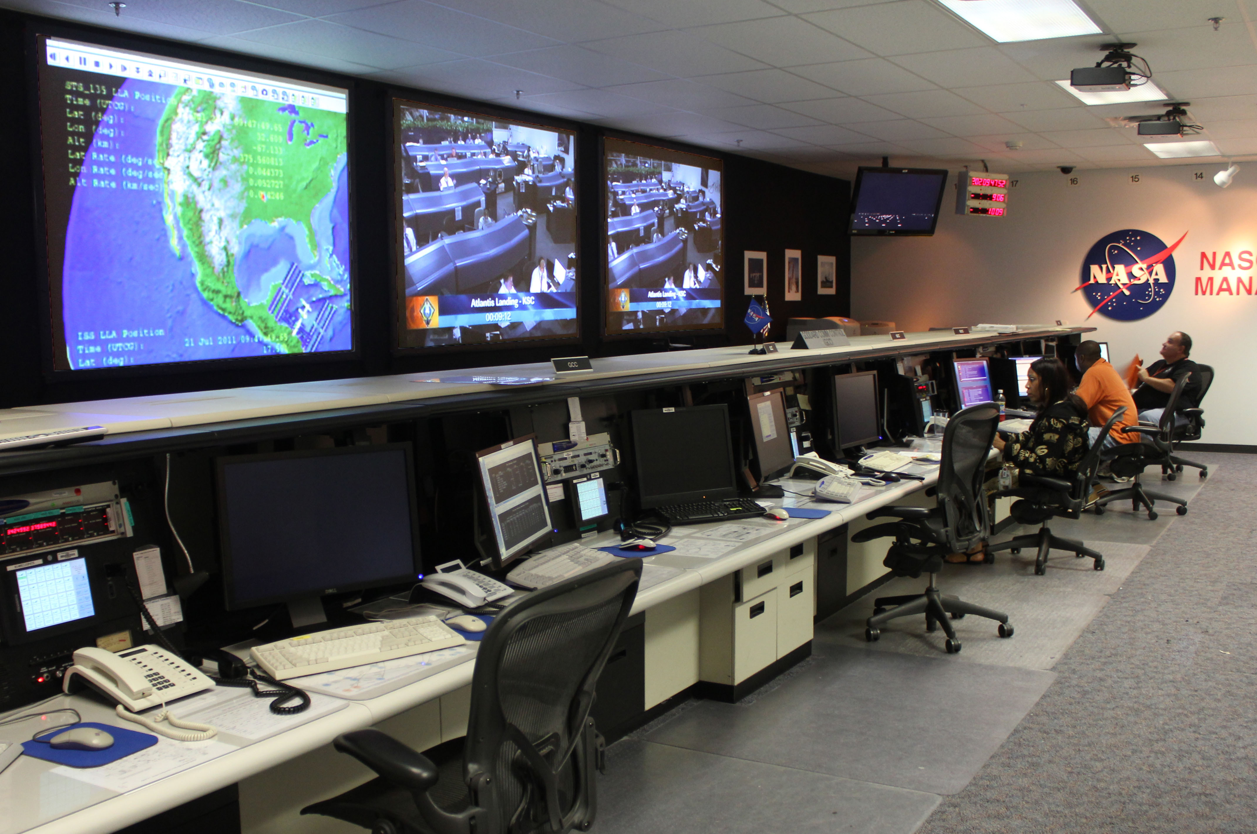nasa space controls - photo #6