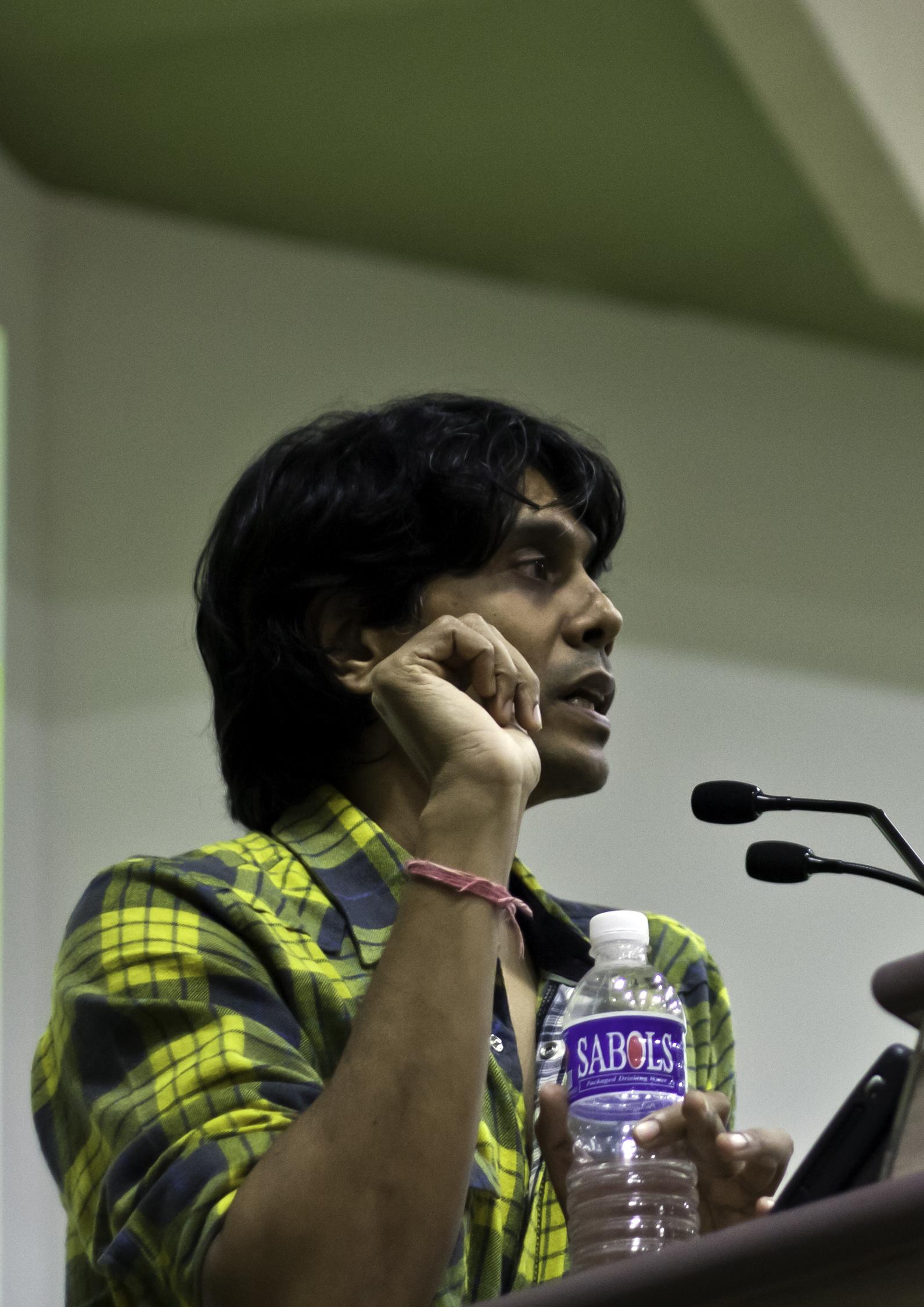 Photograph of Nagesh Kukunoor