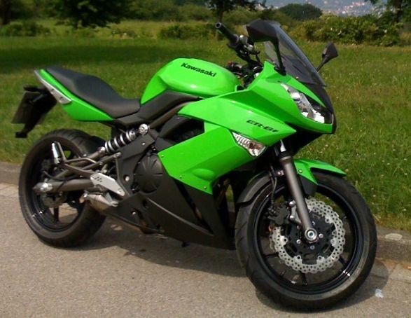 2012 Ninja 650r Ninja 650r