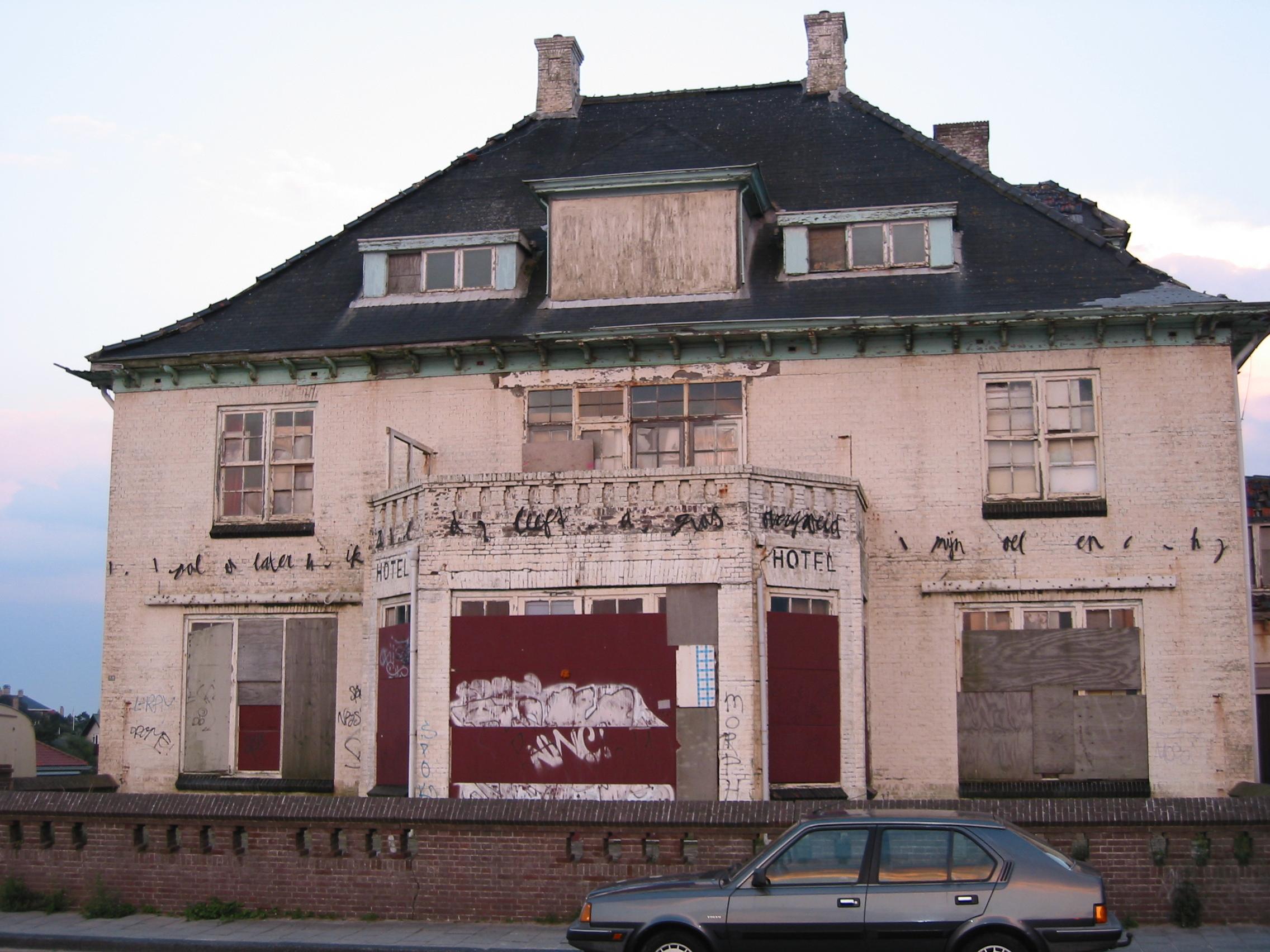 Description noordwijk huis krot