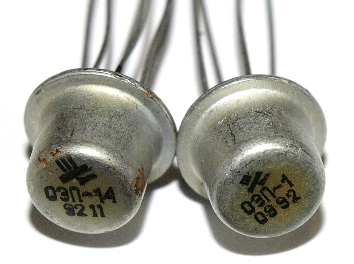 Фоторезисторная оптопара зарубежный