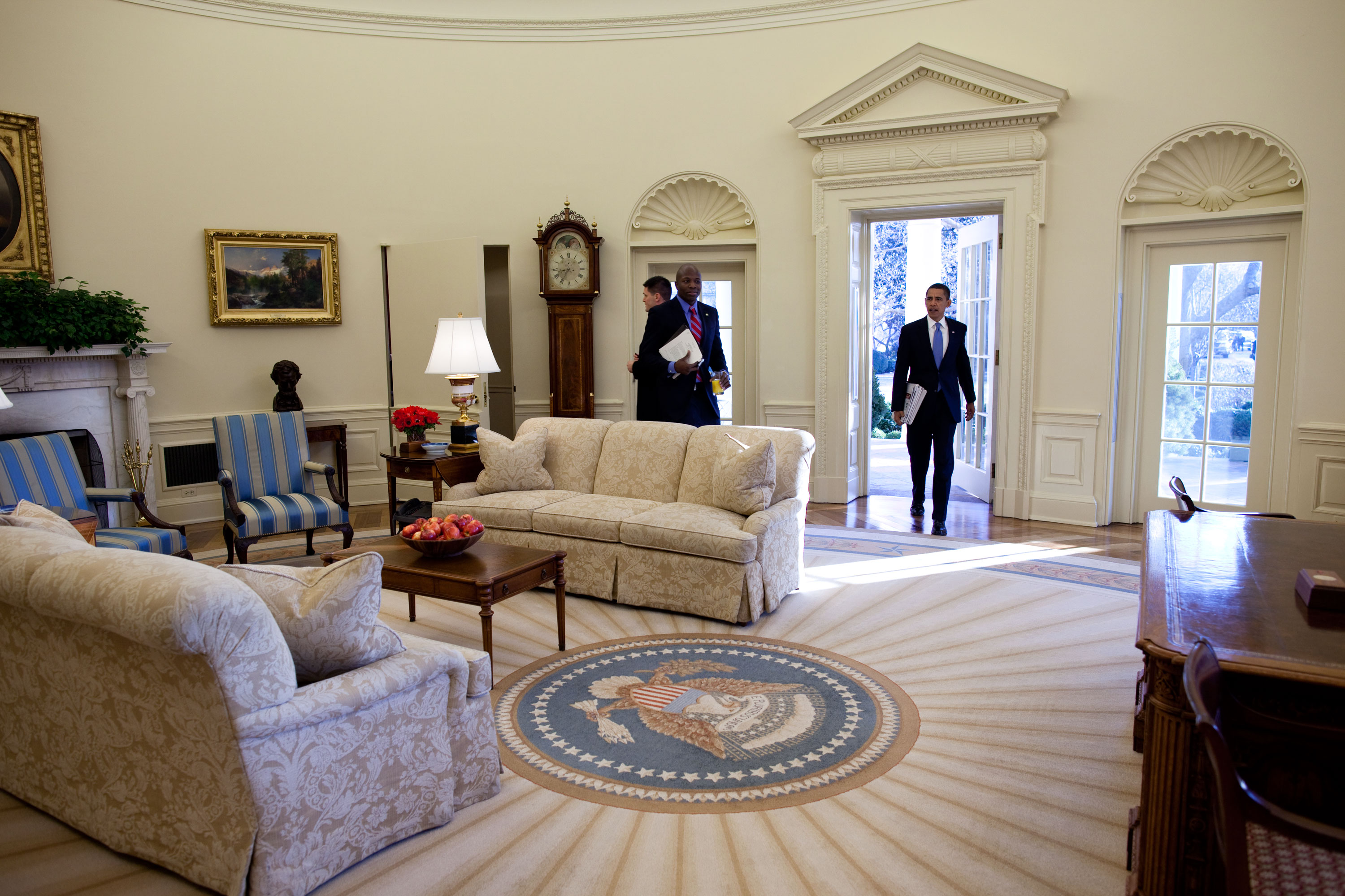 oval office images. fileobama enters the oval officejpg office images