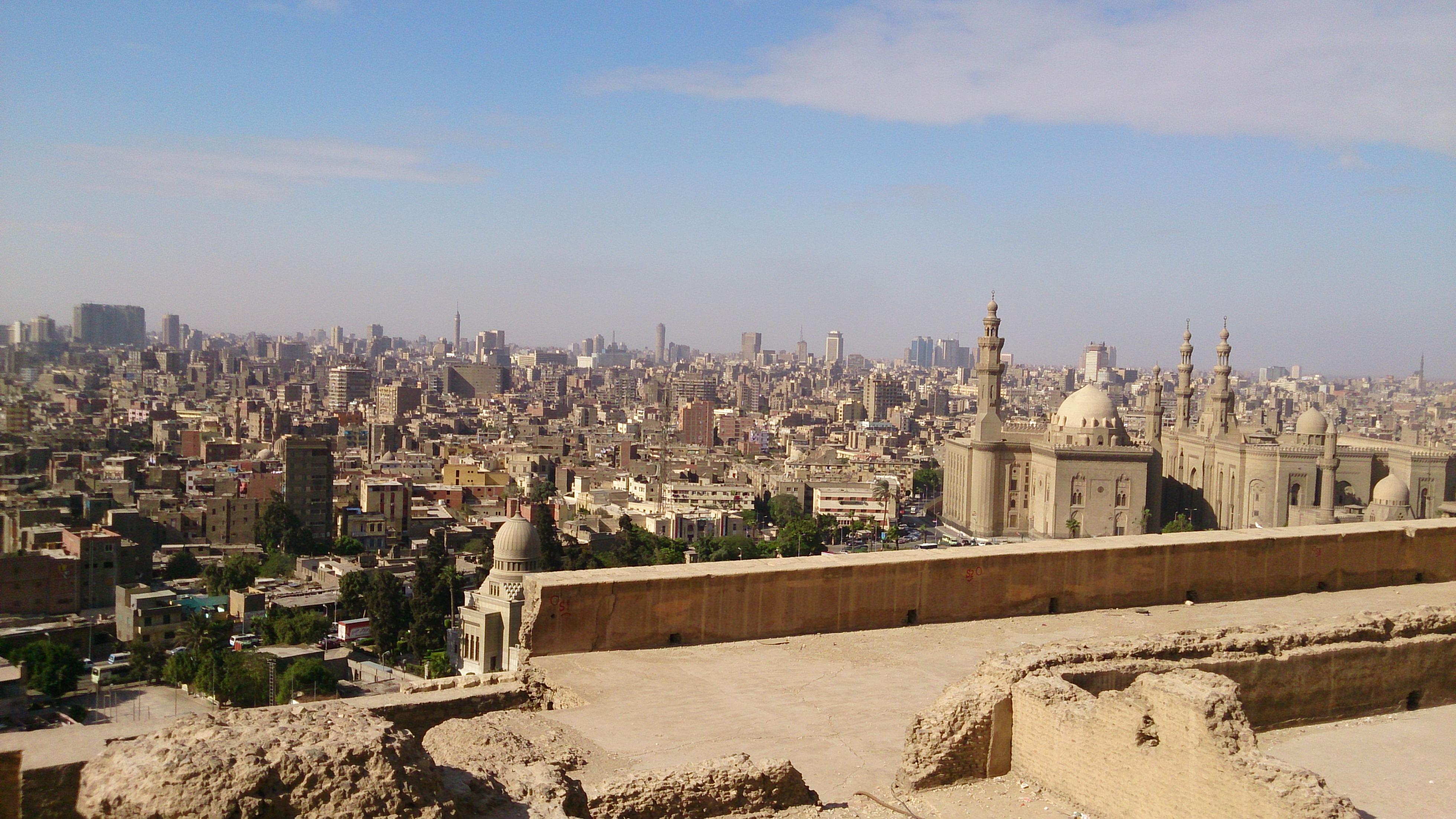 egipto en 4 dias - old cairo