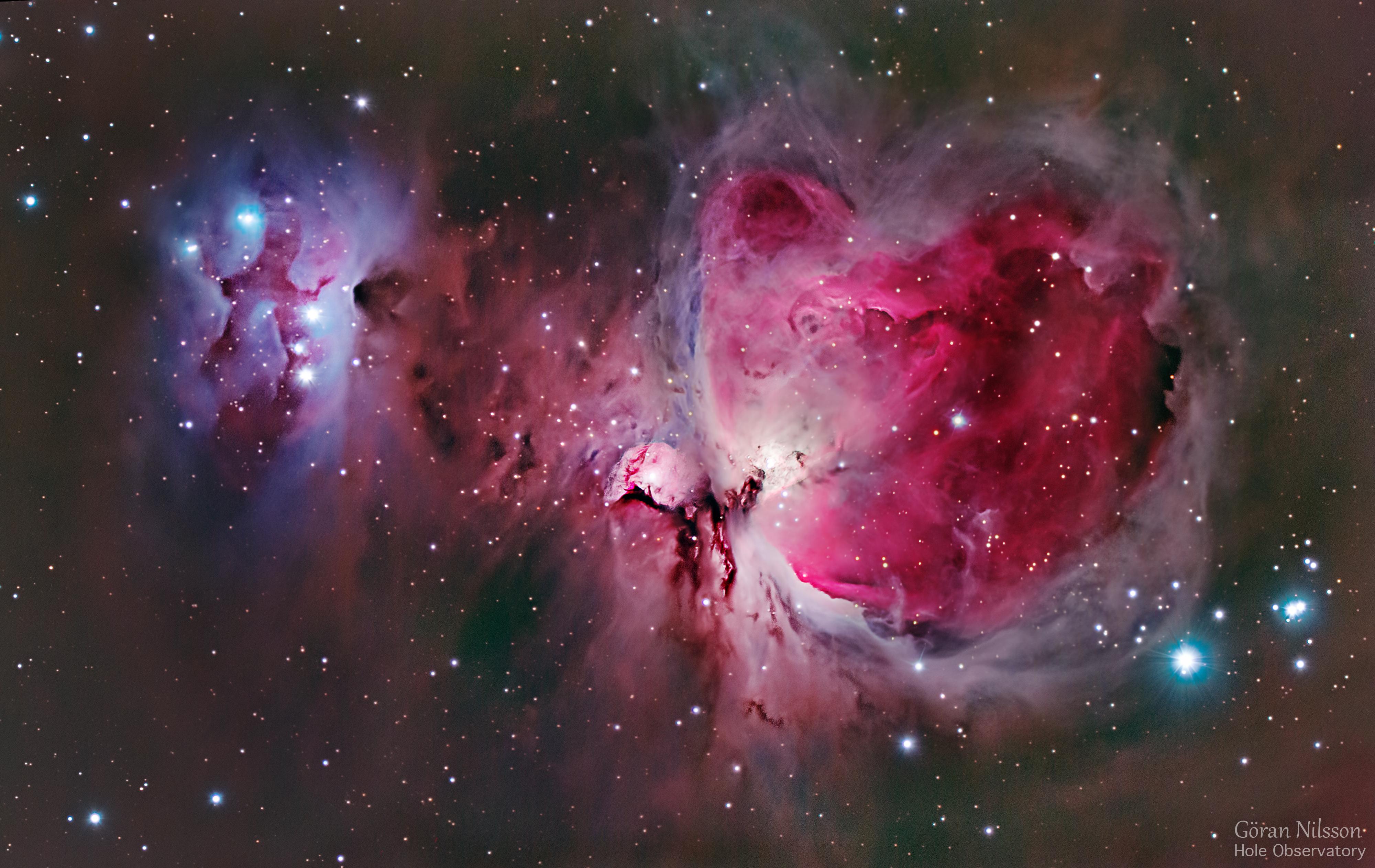 orion nebula sh2 - photo #15