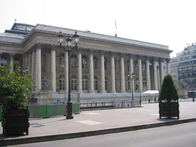 Sal n del trono el palais brongniart - Salon palais brongniart ...