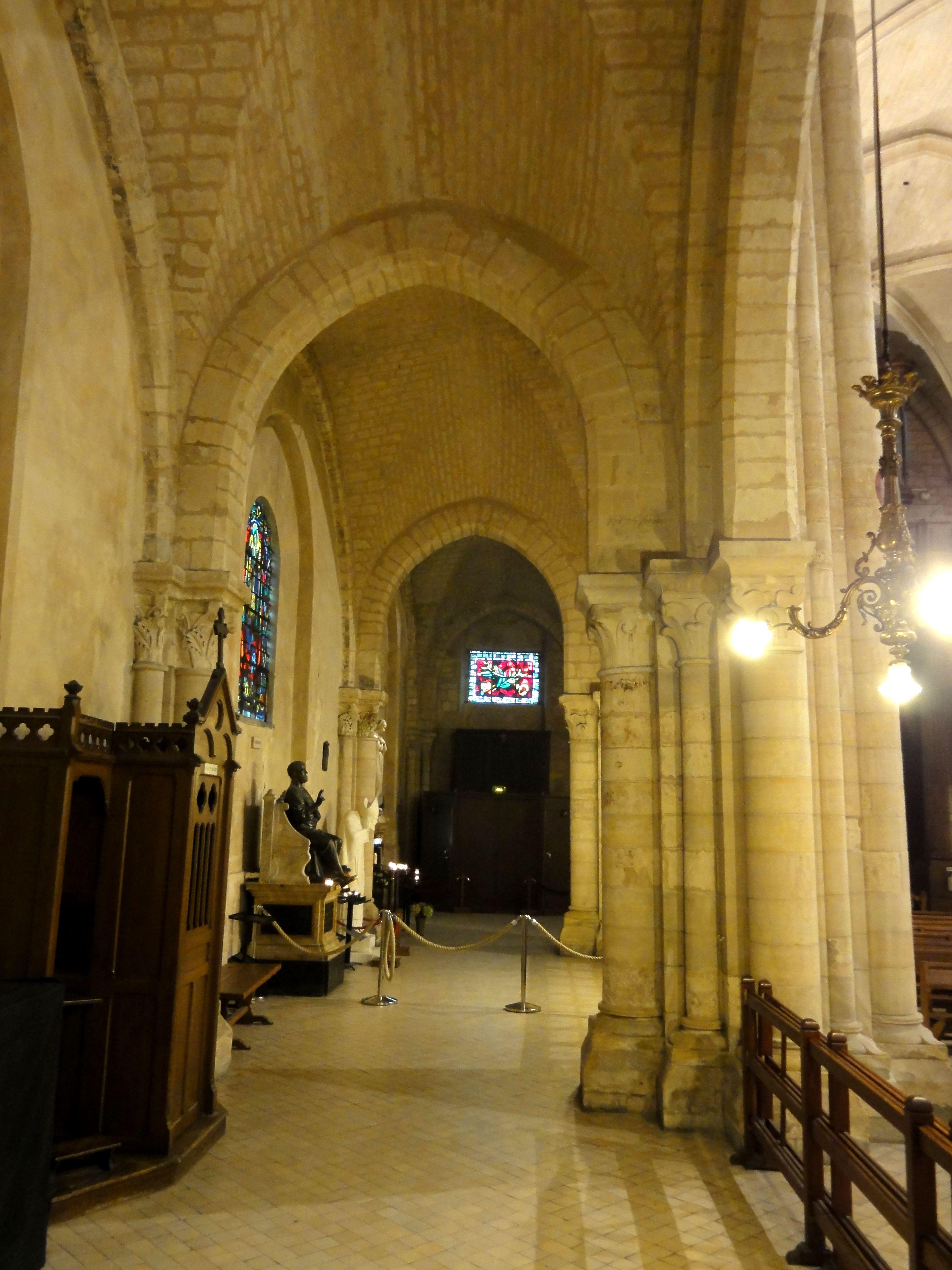 File paris 75 glise saint pierre bas c t sud 3e for Bas sud ouest