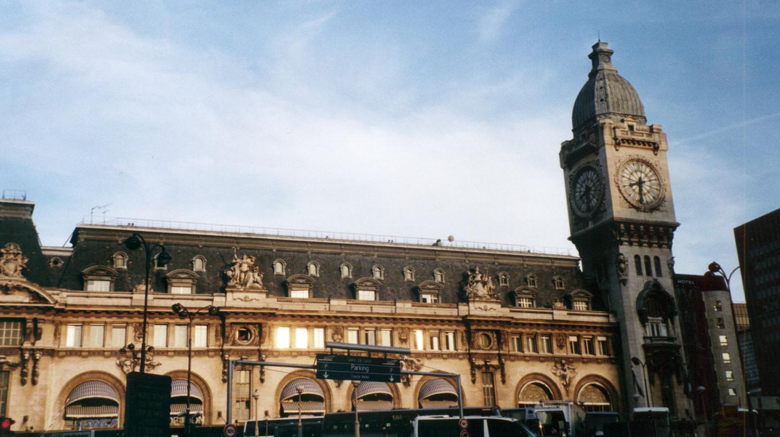 gara térkép Paris Gare de Lyon – Wikipédia