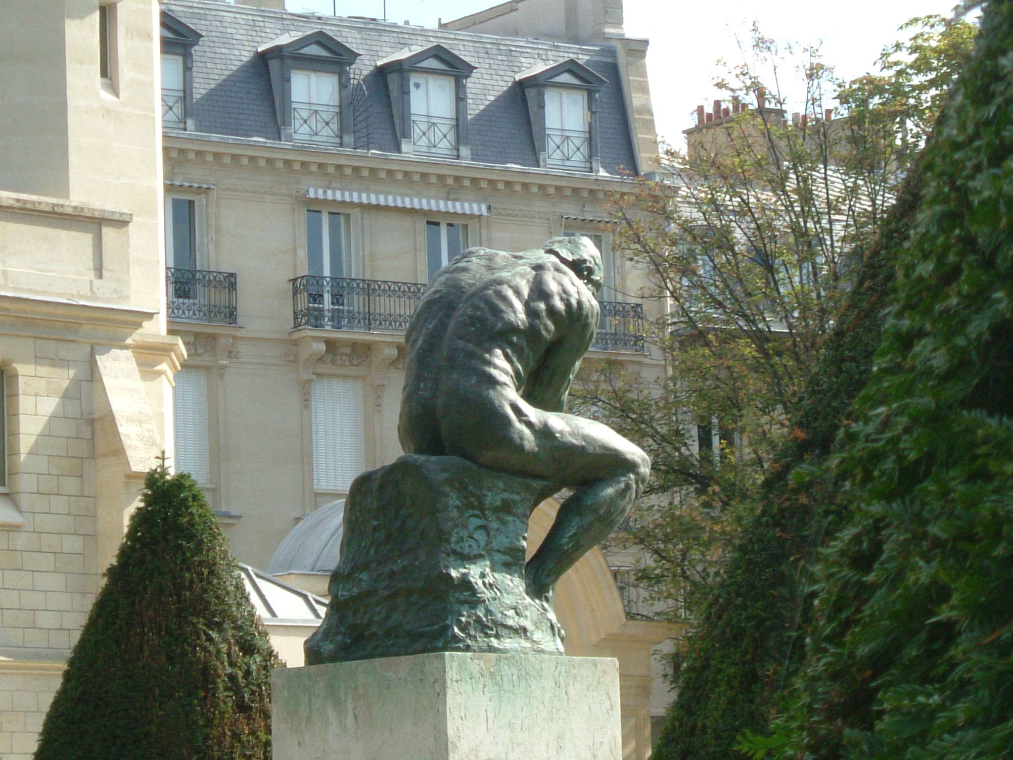 Rodin Facts For Kids