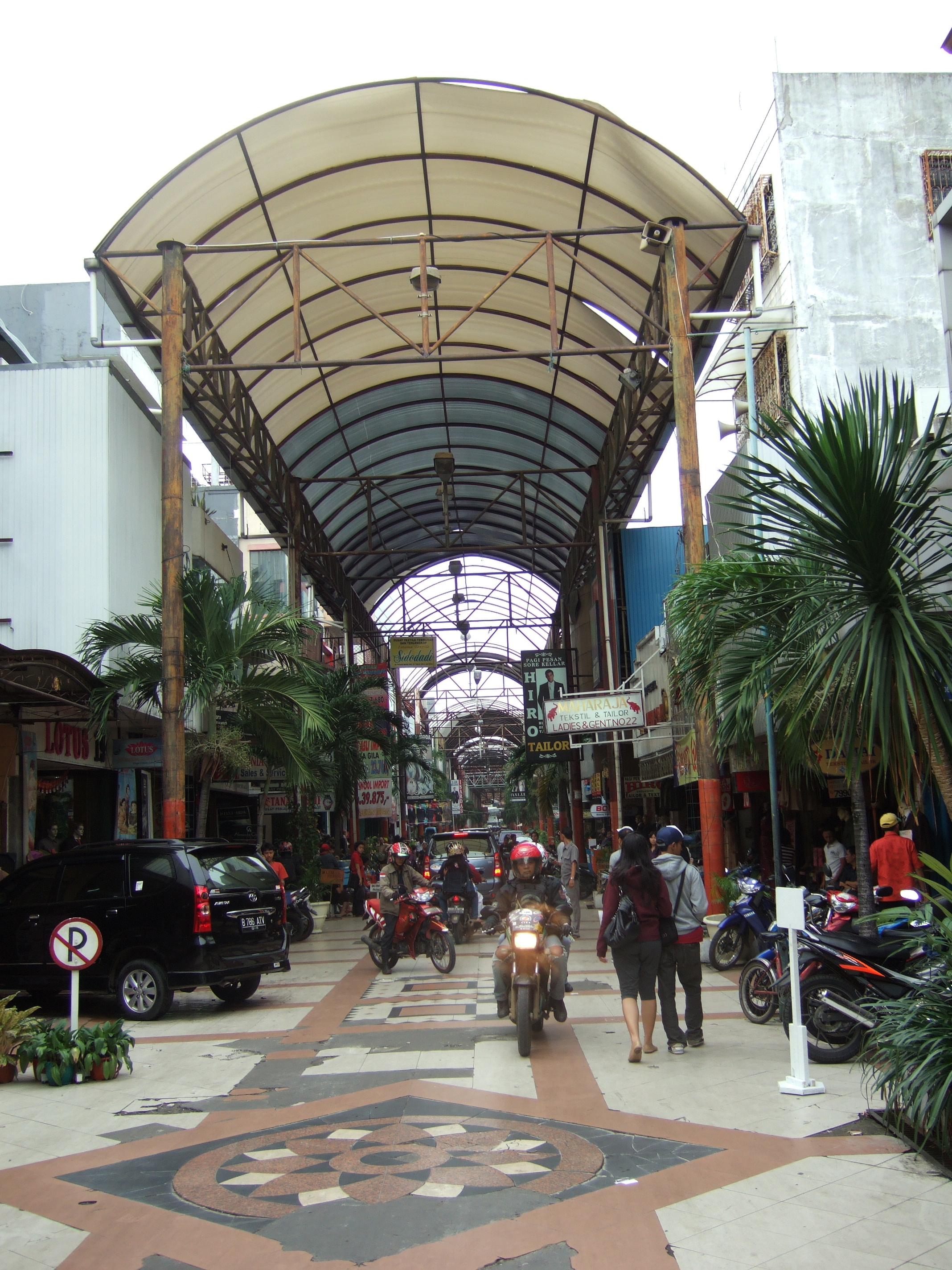 Pusat Wisata Indonesia