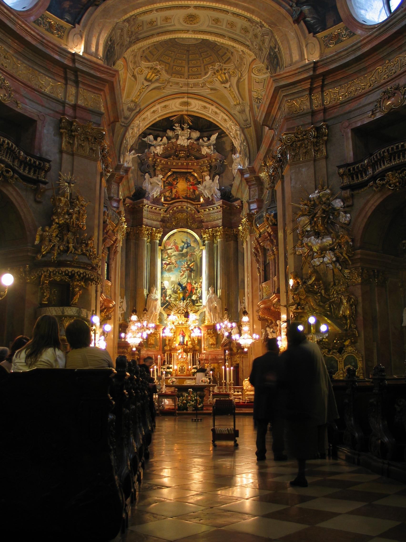 Filepeterskirchewienaltarjpg Wikimedia Commons