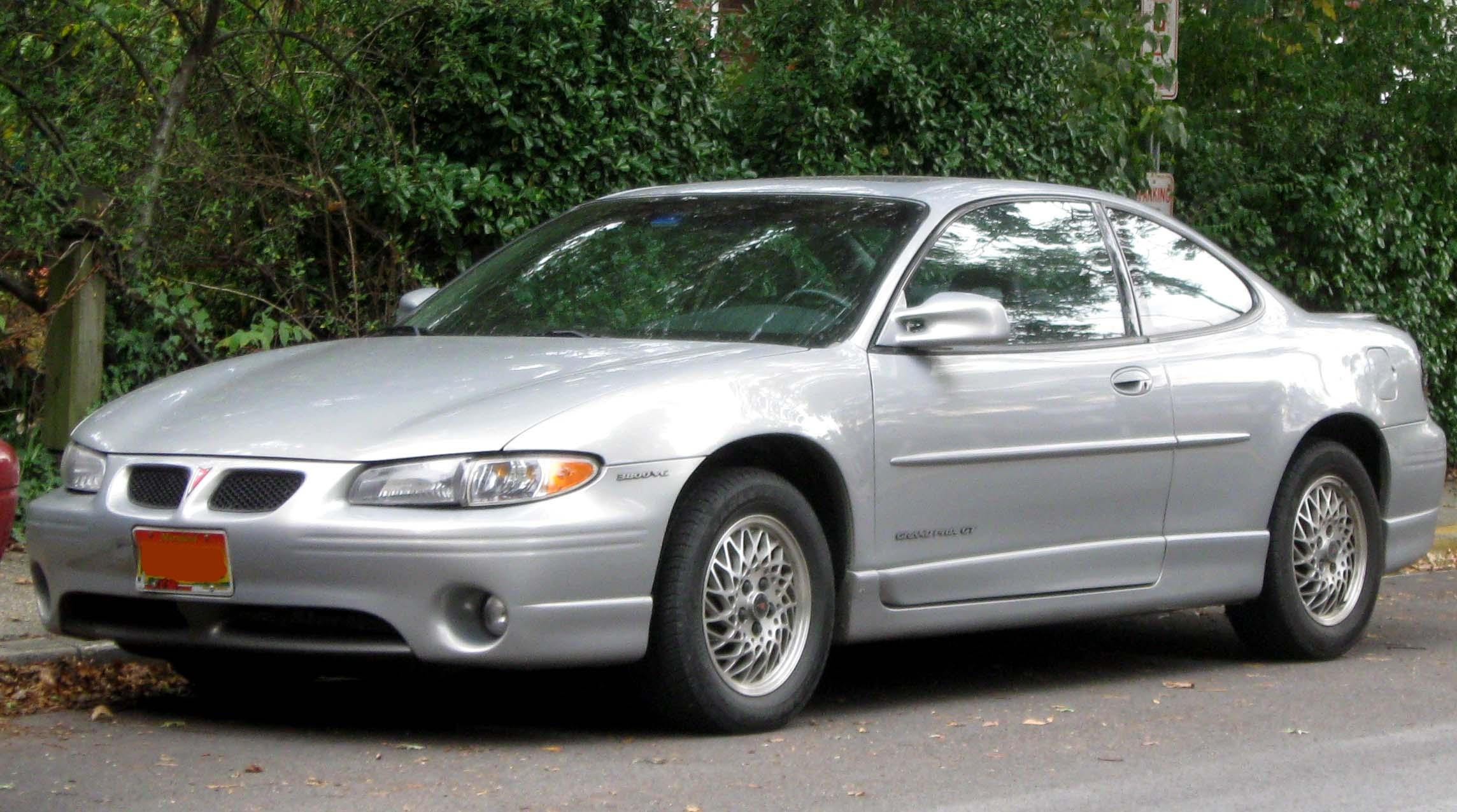All Types  2004 Pontiac Bonneville Gxp  19s20s Car and Autos