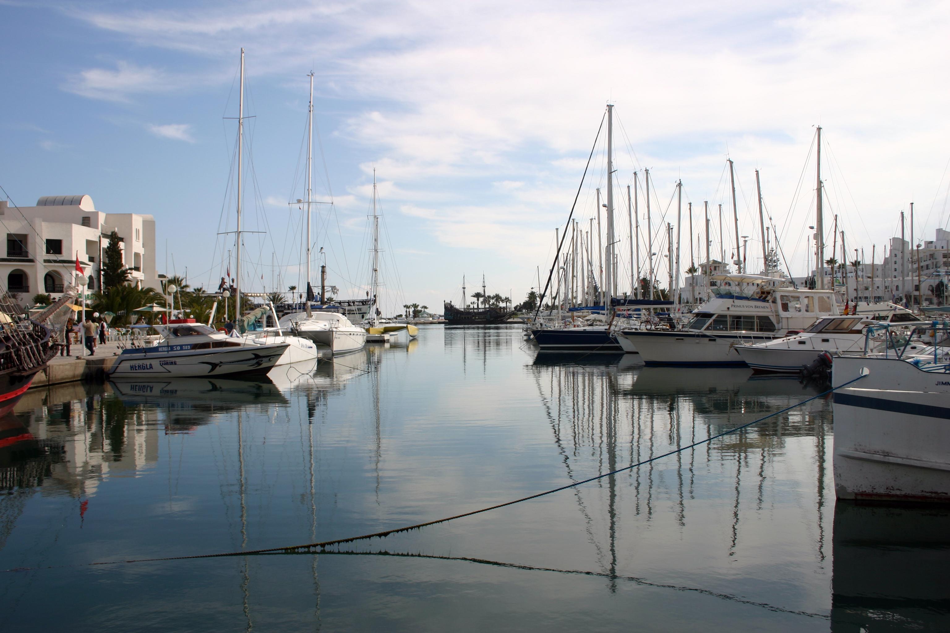 File port el kantaoui marina sousse 2 348984841 jpg - Location appartement port el kantaoui sousse ...