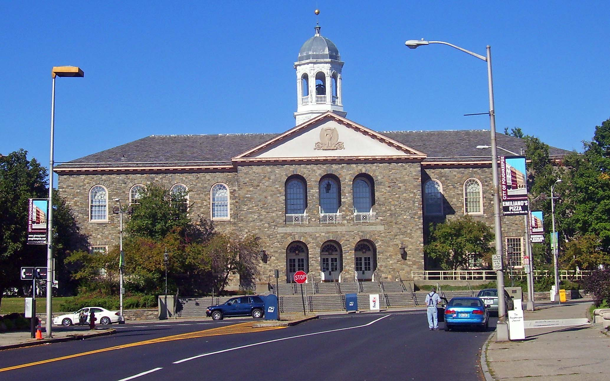 United States Post Office (Poughkeepsie, New York) - Wikipedia