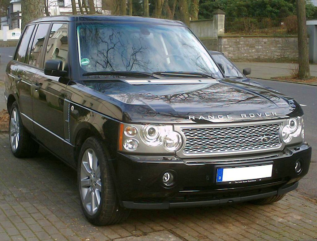 Range Vogue 2005 2005[edit Range Rover
