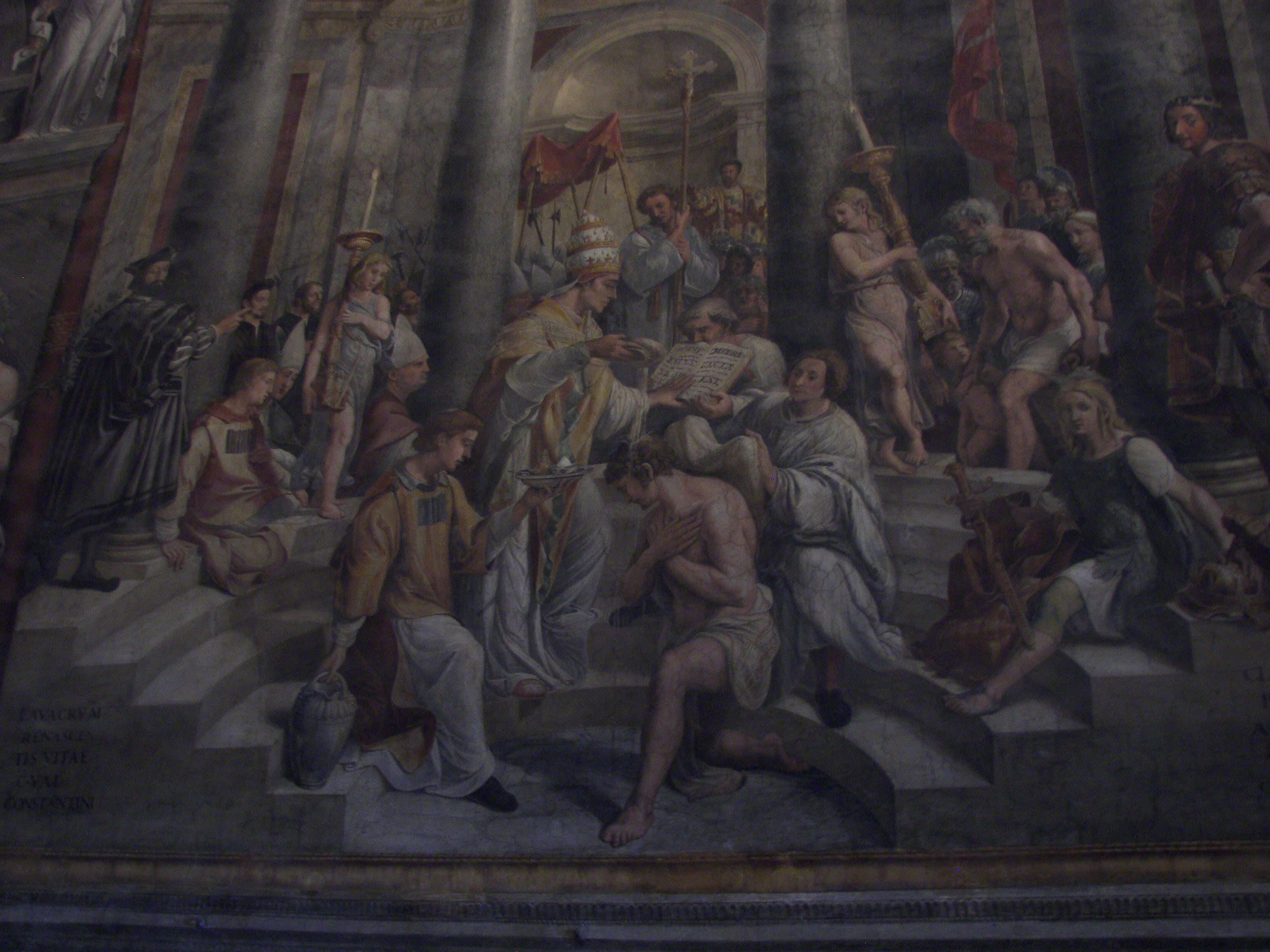 the conversion of constantine The importance of his faith in the history of the church  schmemann excels in synthesizing the historical and personal dynamics of constantine's conversion.