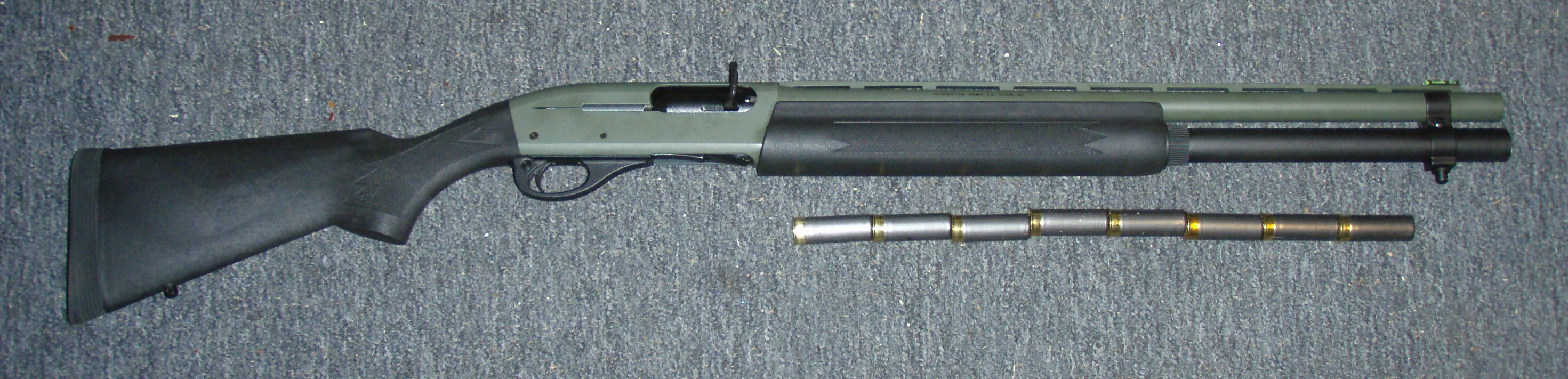 Semi-automatic firearm | Wiki | Everipedia