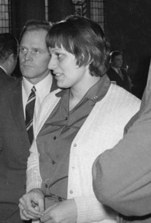 Renate Stecher 1973