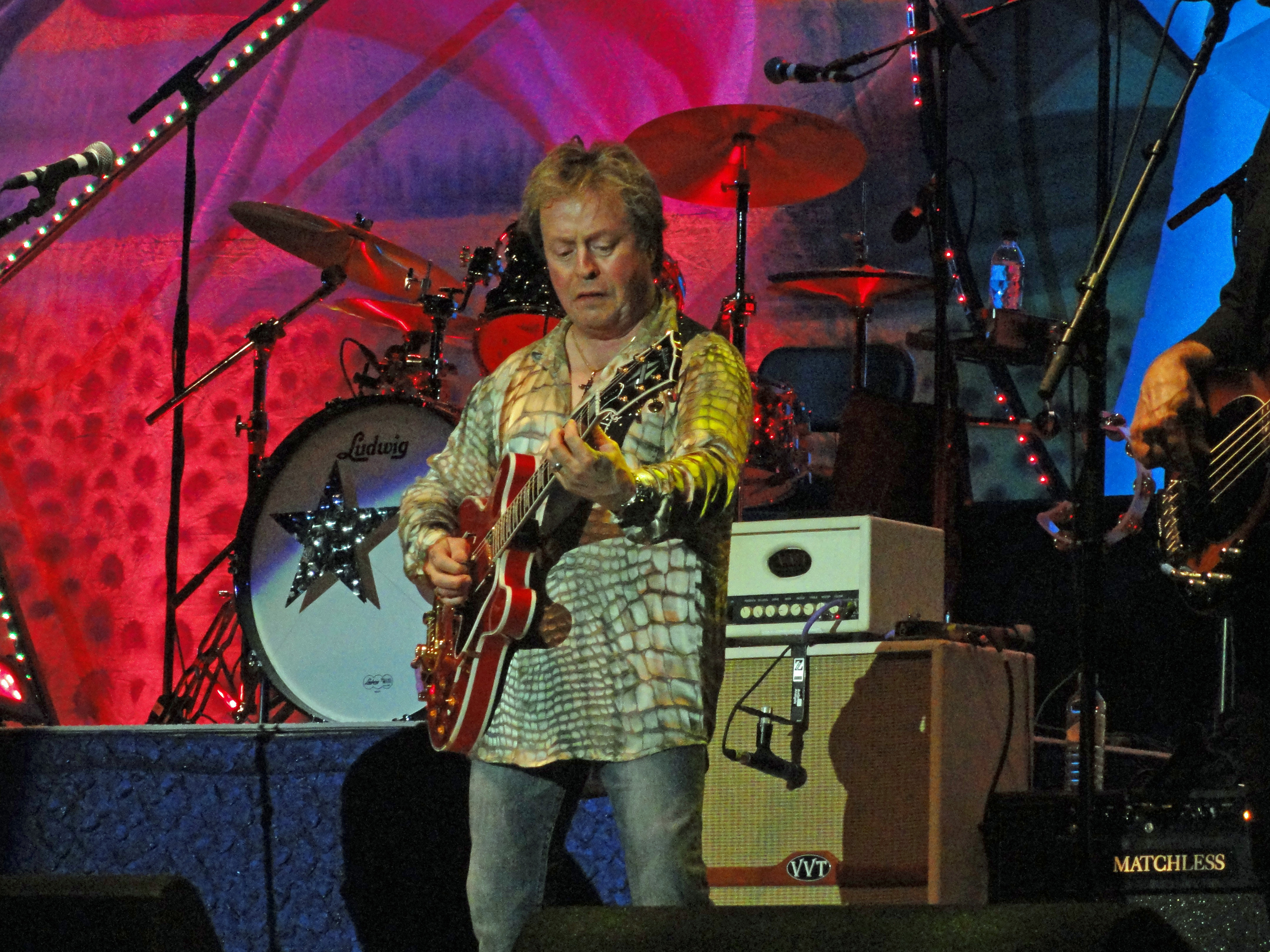 Photo of Rick Derringer
