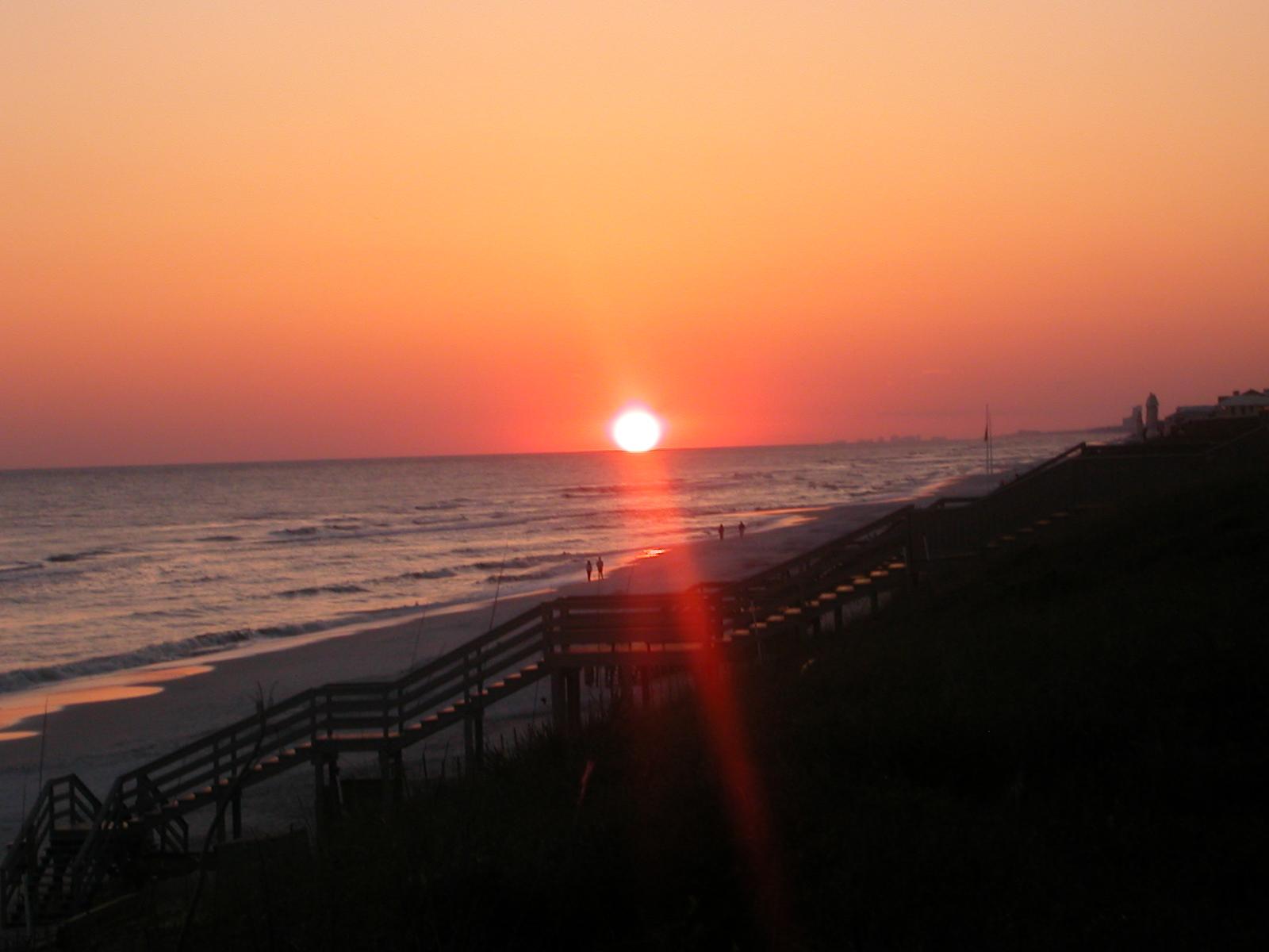 Sunset Beach Fl Fireworks